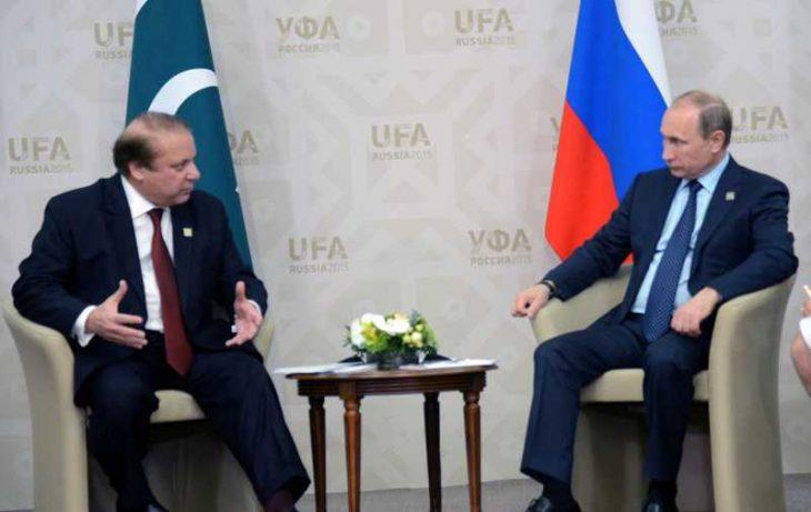 صحن اقتصادی جهانی توسط روسیه و پاکستان