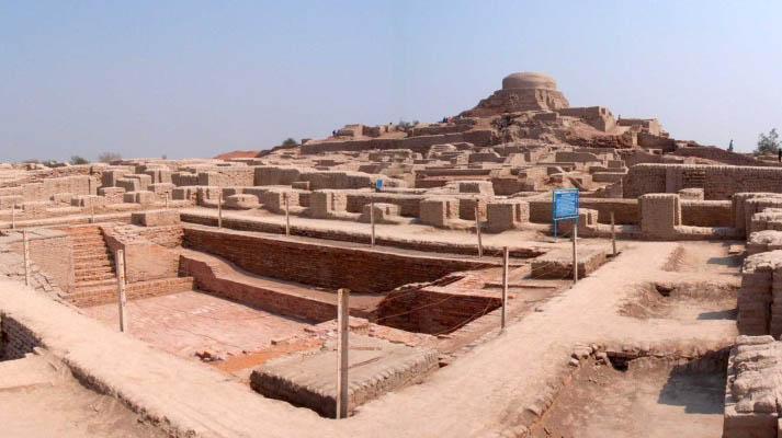 موهنجودارو، پایتخت تمدن ها باستانی