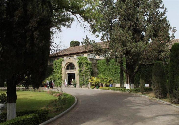 موزه تاکسیلا و ویرانه تکسیلا در پاکستان
