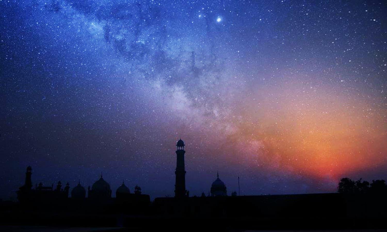شب رویایی در شهر لاهور پایتخت فرهنگی جهان اسلام