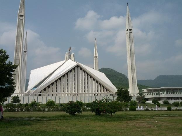 مسجد شاه فیصل در پاکستان
