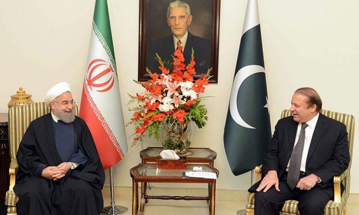 نواز شریف و روهانی برای توسعه روابط دوستانه اسلام آباد و تهران