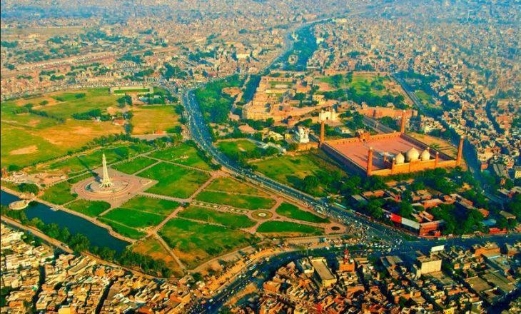 جریان زندگی در خیابان های لاهور