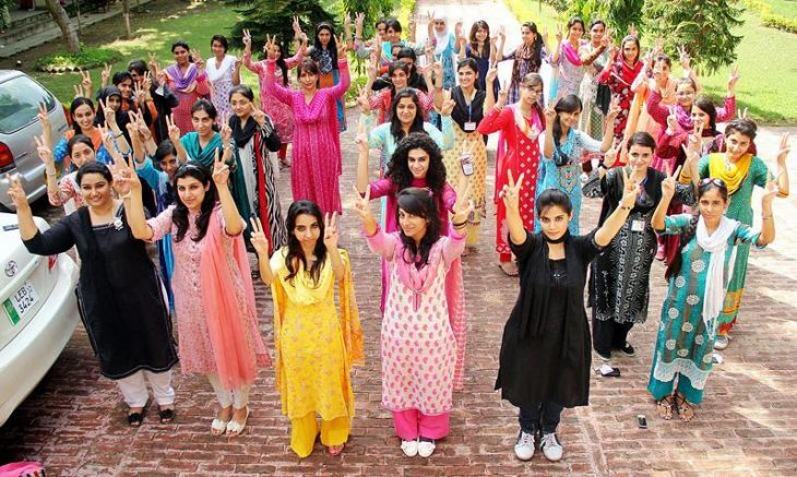 روز جهانی زن در پاکستان