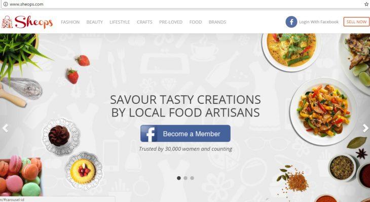 شیوپس : بازار آنلاین مختص بانوان