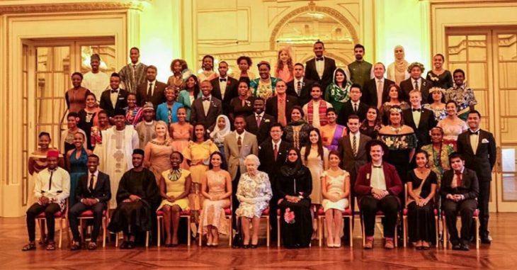 جایزه رهبران جوان ملکه به پاکستانی ها