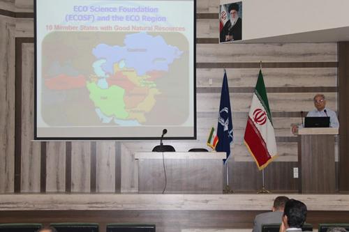 ریس بنیاد علمی اکو در ایران