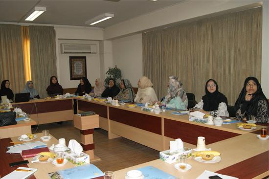 بانوان فرهیخته پاکستان در دانشگاه فردوسی مشهد