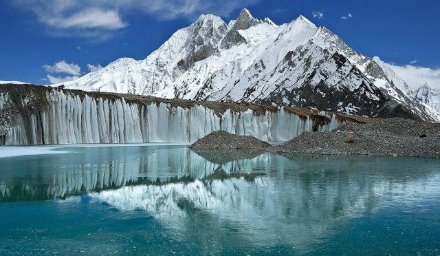 یخچال طبیعی بالترو