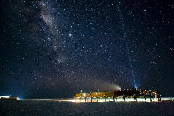 پایگاه تحقیقاتی در قطب جنوب پاکستان