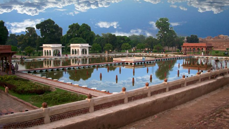 باغ شالیمار لاهور