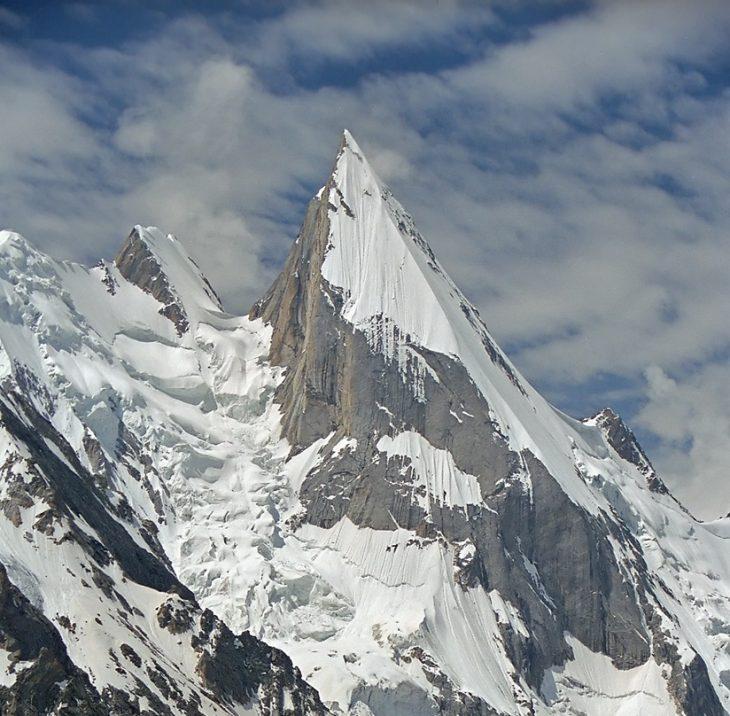 کوه شگفت انگیز لیلا پیک