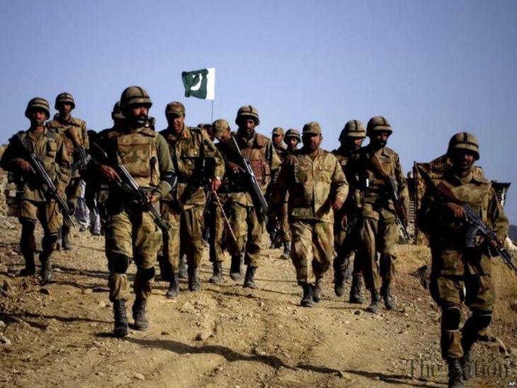 نیروی نظامی پاکستان