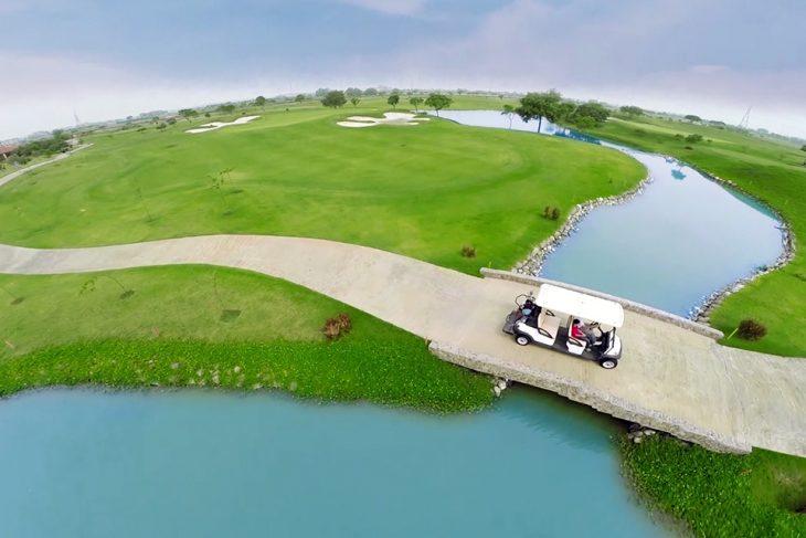 شهرک دریاچه ای لاهور