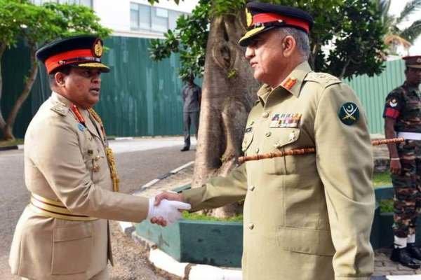 روابط نظامی پاکستان با سریلنکا