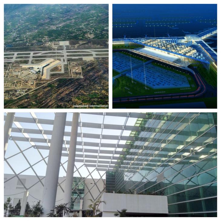 فرودگاه اسلام آباد
