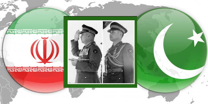 تاریخ روابط دو کشور ایران و پاکستان