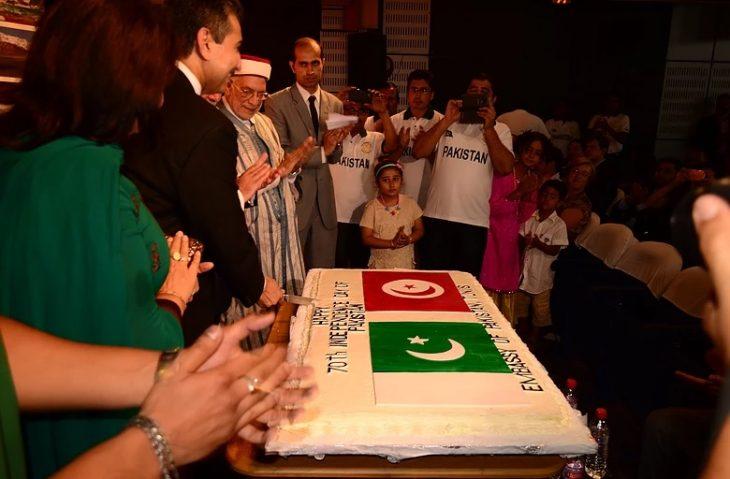 روابط تونس و پاکستان