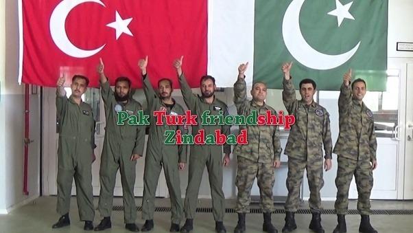 همکاریهای نظامی پاکستان