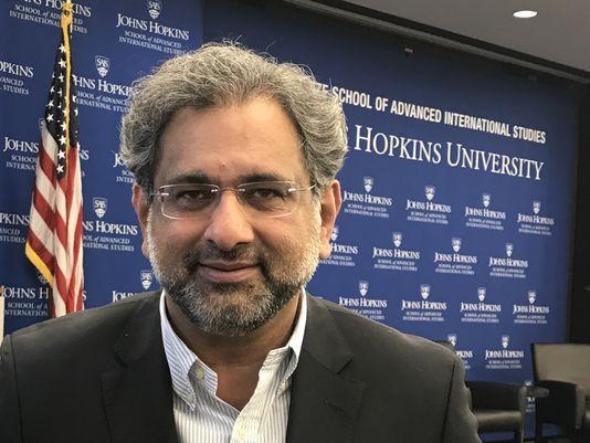 نخستوزیر پاکستان برای لوله گاز تاپی