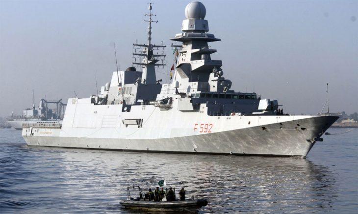 نیروهای دریایی پاکستان