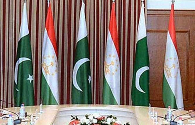 تاچیکستان و پاکستان