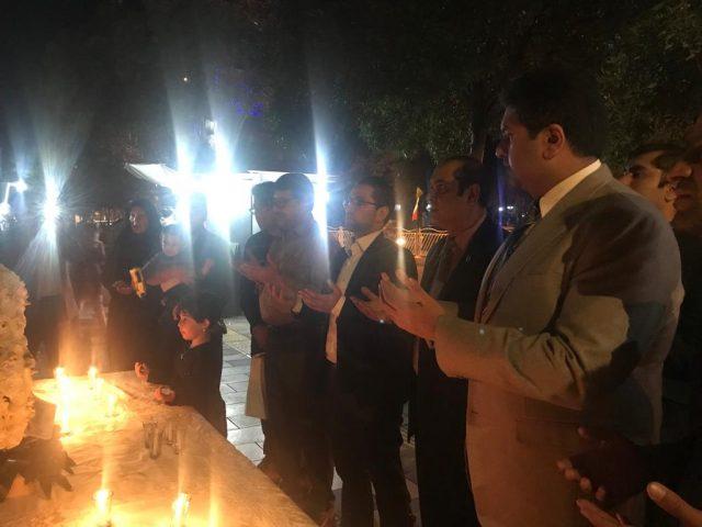 کنسول و کنسولر پاکستان در مشهد