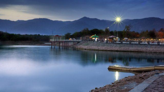 Rawal-Lake