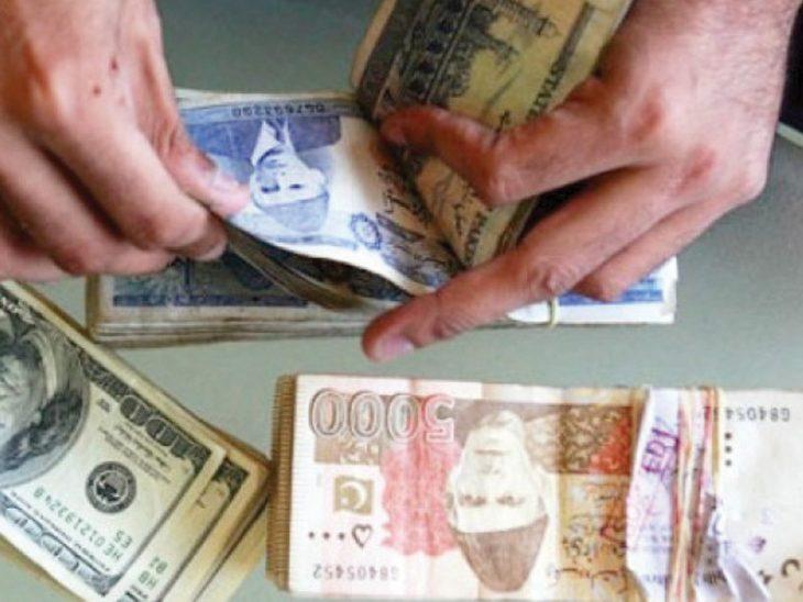 pakistan rupee dollar