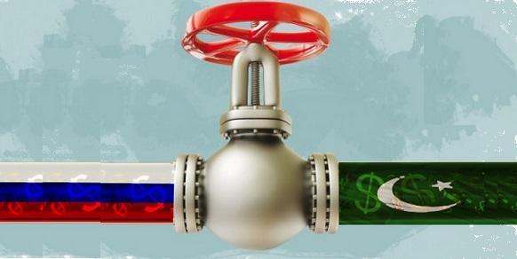 pipeline rus pakistan
