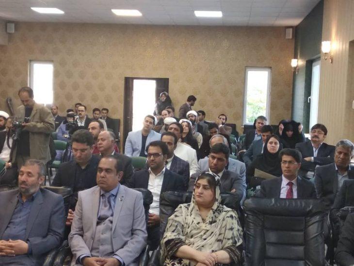 روز سیاه کشمیر در کنسولگری پاکستان در مشهد