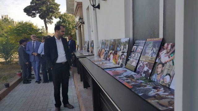 نمایشگاه روز سیاه کشمیر