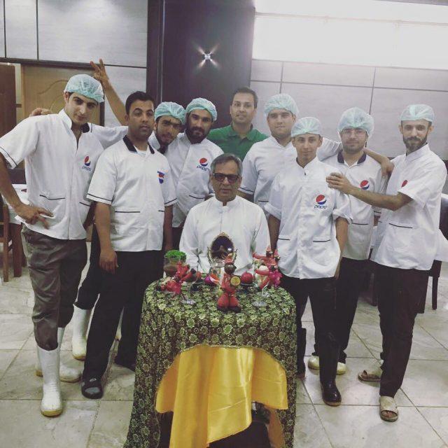 Pakistani Restaurant staff