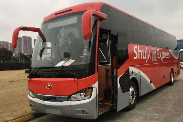 Pak-China-Bus-service