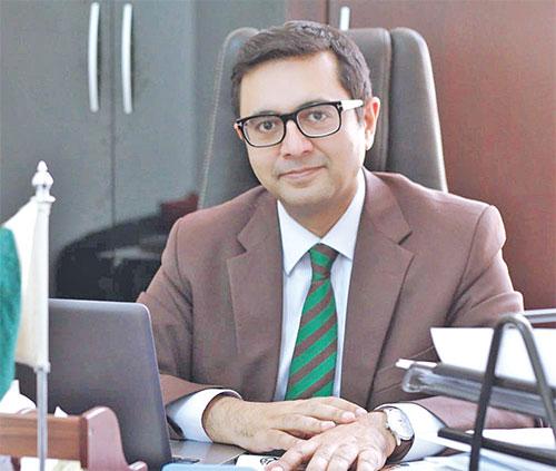 Pakistan-Embassys-Commercial-Secretary-Salman-Ali