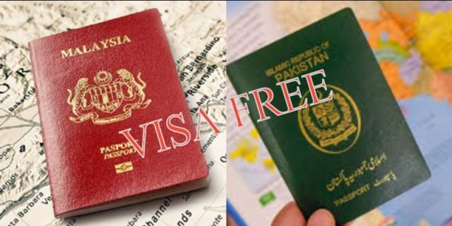 Pakistan, Malaysia sign MoU to abolish visa requirements