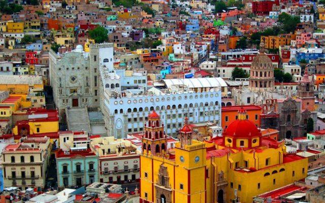 Guanajuato-Mexico.