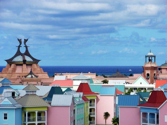 Paradise Island,Bahamas