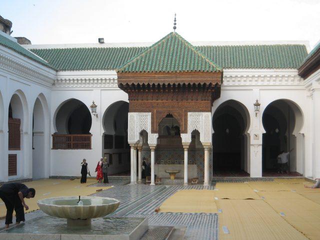 University of Al-Qarawiyyin, Fes, Morocco