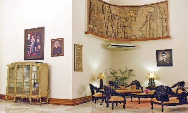 president house in pakistan