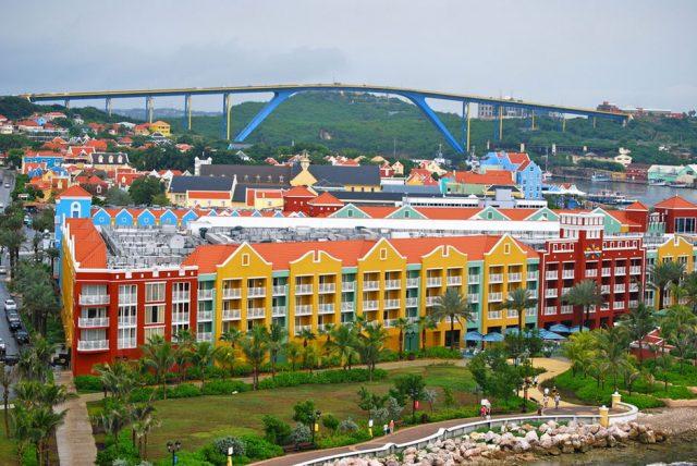 Willemstad-Curacao-Caribbean