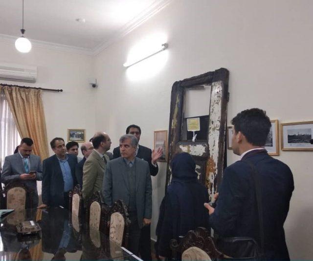 افتتاح مرکز فرهنگی پاکستان در محل کنسولگری پاکستان