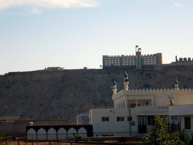 Gwadar-Hills