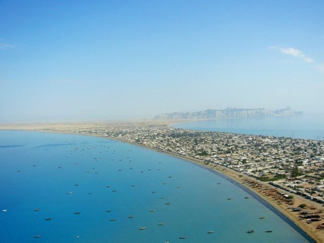 Gawadar-Bay