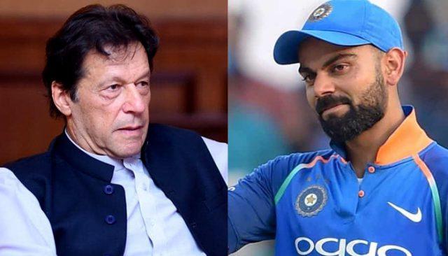 imran khan Congratulations to Virat Kohli and the Indian cricket team