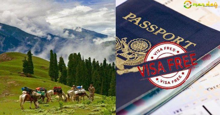 visa free for travel to pakistan