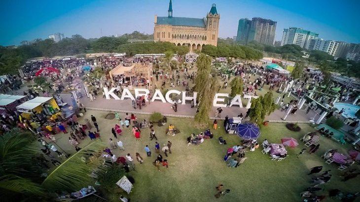 فستیوال غذای کراچی