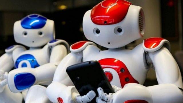 Pakistan's first business robot journalist2