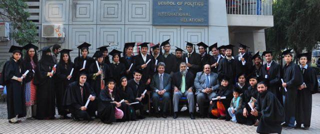 Quaid-i-Azam-University.