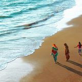 karachi beach